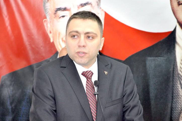 Irgatoğlu: MHP tarihi bir rol üstlendi
