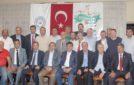 Spor adamları Nevşehir'de buluştu