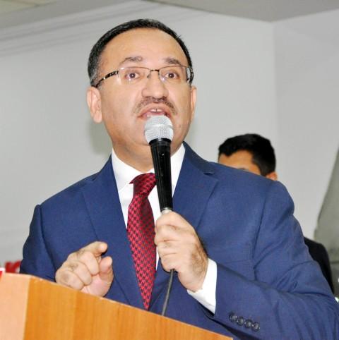 Bozdağ'dan Kılıçdaroğlu'nun  kontrollü darbe sözlerine tepki