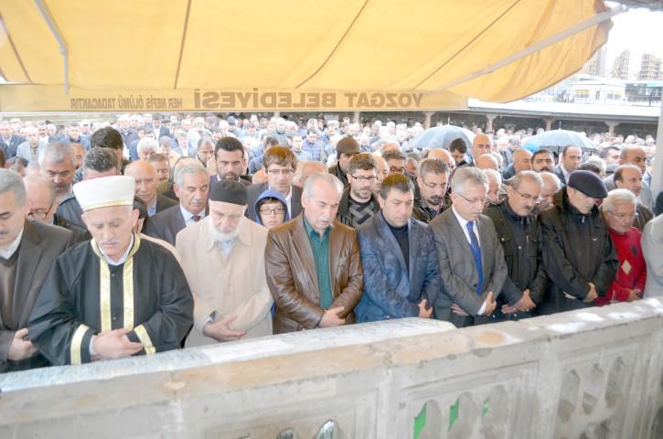 Avukat Ruhi Bacanlı ve  Bacanlı ailesinin acı günü