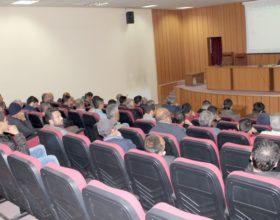 """Hükümlülere """"kitap okuma""""  semineri düzenlendi"""