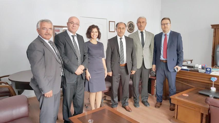 """Sarıkaya'nın """"Yenilikçilik  Ödülleri Projesi"""" başarısı"""