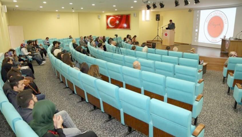 İslam ve tıp konulu panel düzenlendi