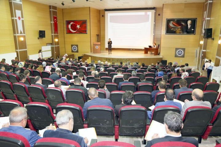 Rehber öğretmenler  toplantısı yapıldı