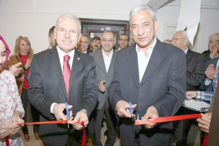 Bozok Üniversitesi Vakfı yeni ofisi hizmete açıldı