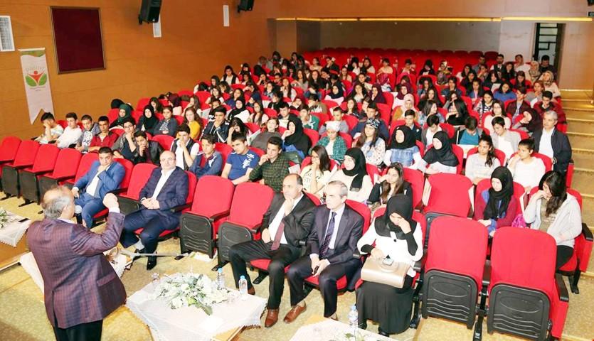 Öğrencilere 'Değerler  Eğitimi' verildi