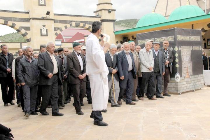 Hacı adaylarına eğitim semineri verildi