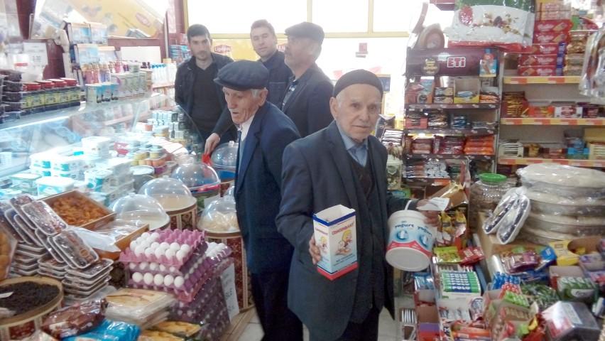 Ramazan ayına sayılı günler  kala gıda paketi siparişleri başladı