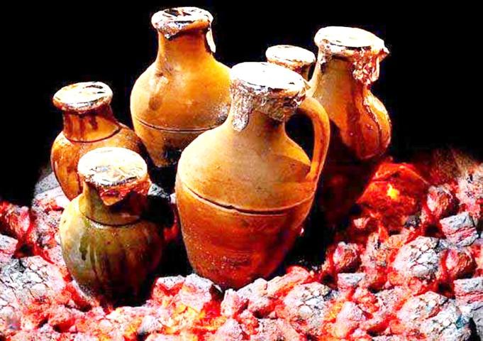 Yozgat bin testi kebabı ile  rekor kırmaya hazırlanıyor