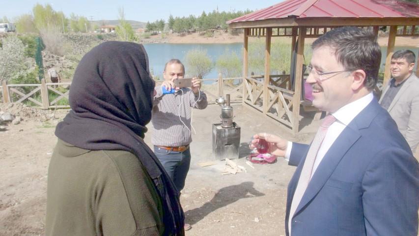 Başer: Yozgat'ımız  her alanda gelişiyor