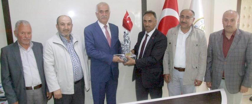 Yerköy ÖNDER 'den  Ağaoğlu'na ziyaret