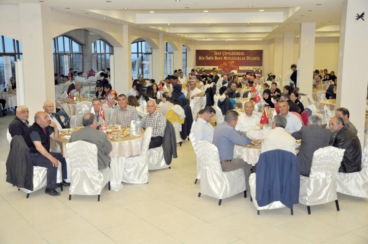 ÇEDAŞ'tan geleneksel iftar programı