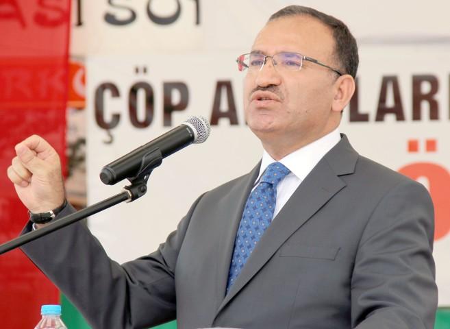 Bakan Bozdağ, CHP yalan  söylemekten bıkmadı