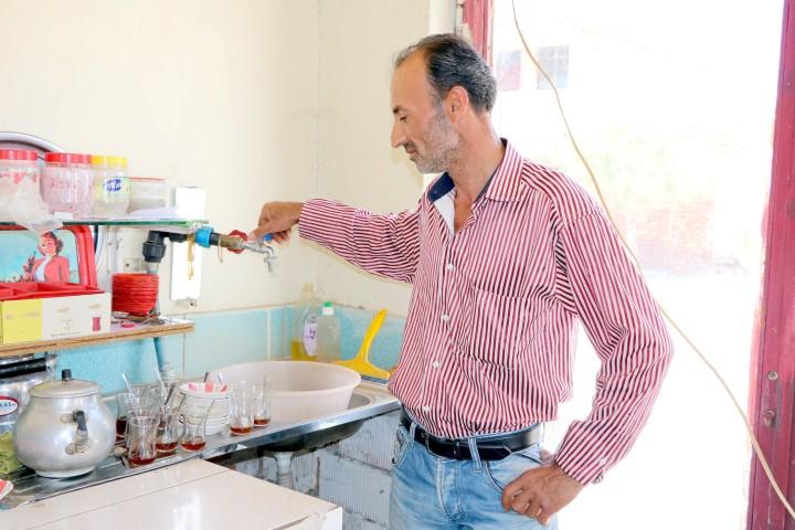 200 yıllık köyde su sorunu