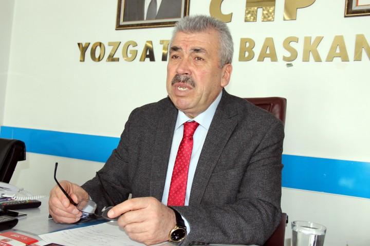 CHP Yozgat İl Teşkilatı her gün Bin kişiye iftar veriyor