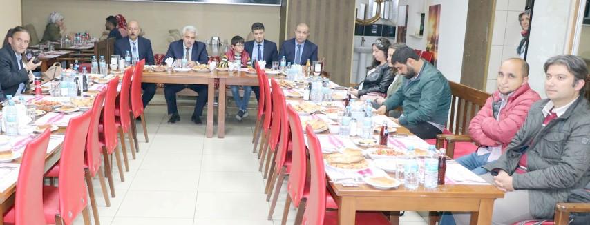 Yozgat basını SMMMO  iftarında buluştu