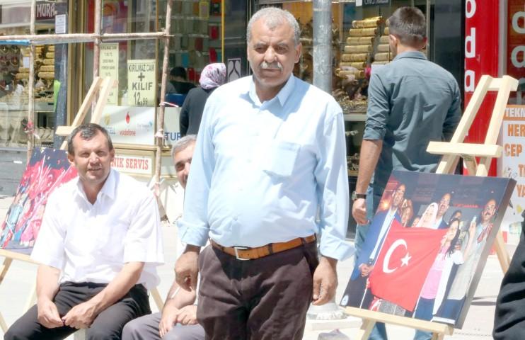 '15 Temmuz hain darbe  girişimi Fotoğraf Sergisi' açıldı