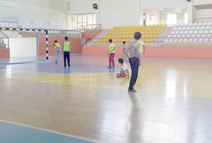 Yaz Kur'an kursları futsal  turnuvası sona erdi