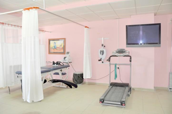 Fizik tedavi ve rehabilitasyon  yatak sayısı artırıldı
