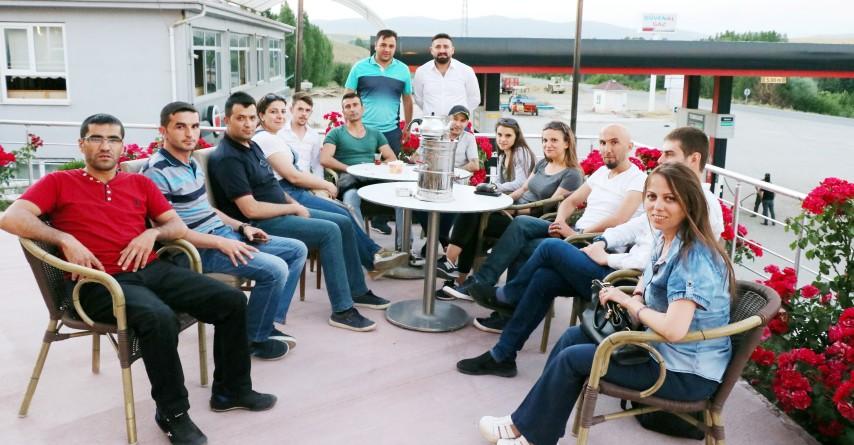 Merhaba Yozgat Gazetesi 10 yaşında