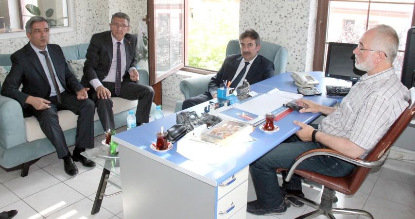 Şaşmaz: Yozgatspor, Yozgat'ın  takımı sahip çıkmalıyız