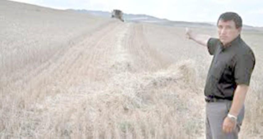 Çiftçilere dane kaybı uyarısı