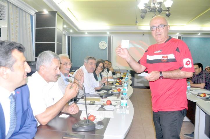Yozgatspor'a Vefa dokunuşu devam ediyor