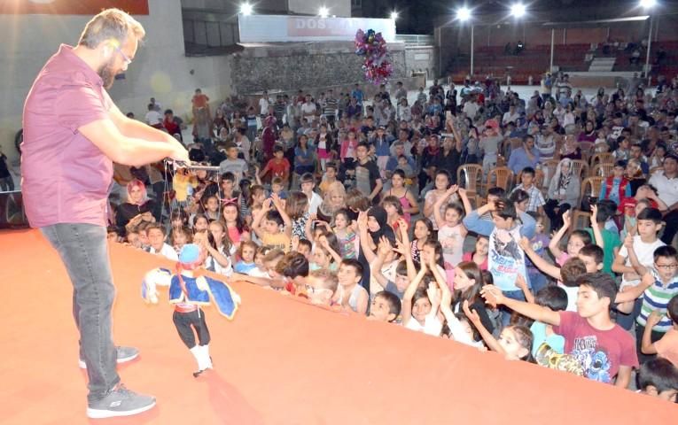 Gençlik festivali düzenlendi