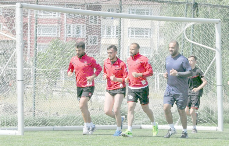 Yozgatspor'da kaleciler umut verdi