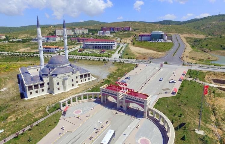 Rektör Karacabey: Modern bir kampus inşa ediyoruz