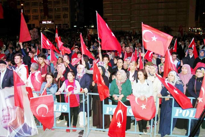 Yerköy'de 15 Temmuz Şehitleri Anılacak