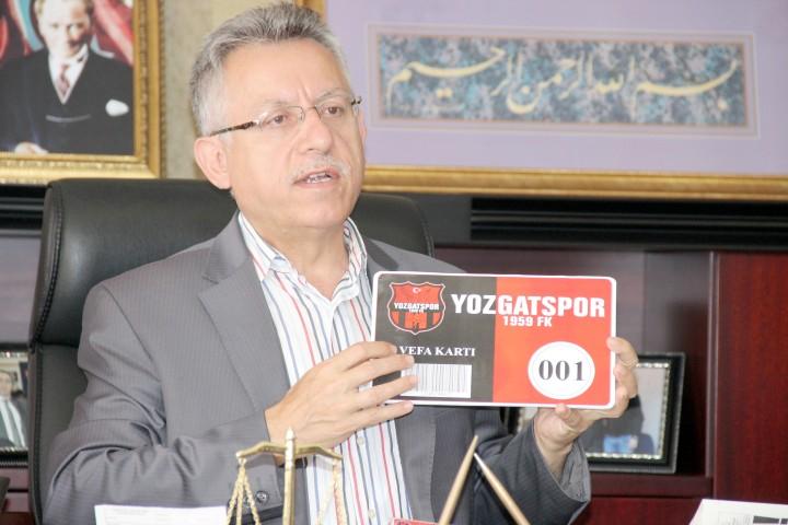 Yozgatspor'da vefa zamanı