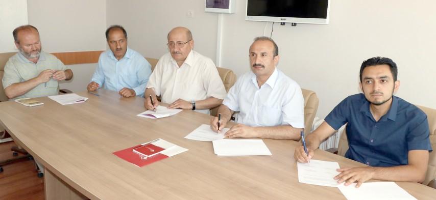 Sokakta çalışan çocuklar  için protokol imzalandı