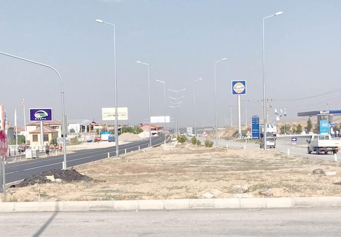 ÇEDAŞ'tan Yerköy'e aydınlatma yatırımı