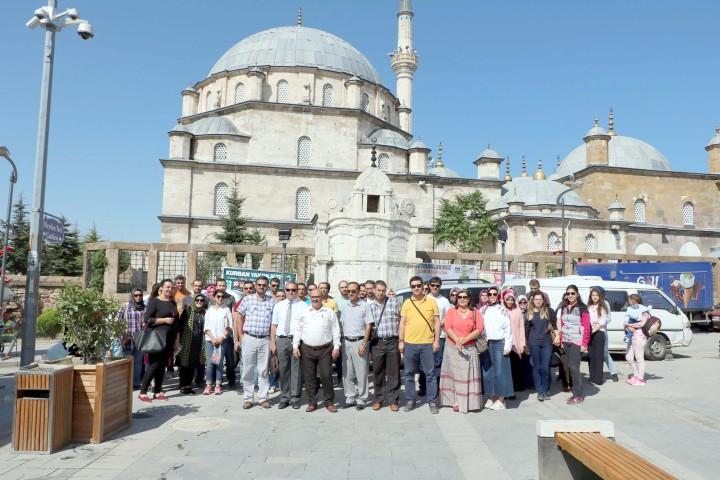 Aday öğretmenler Yozgat'ı tanıyor