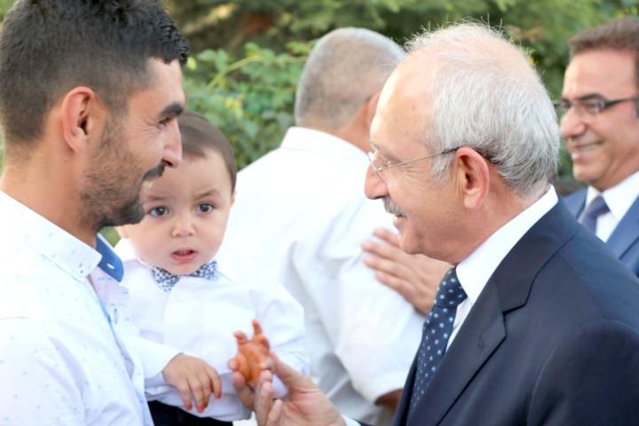 Kılıçdaroğlu: Türkiye'deki Suriyelilerin  ülkelerine geri gitmelerini istiyoruz