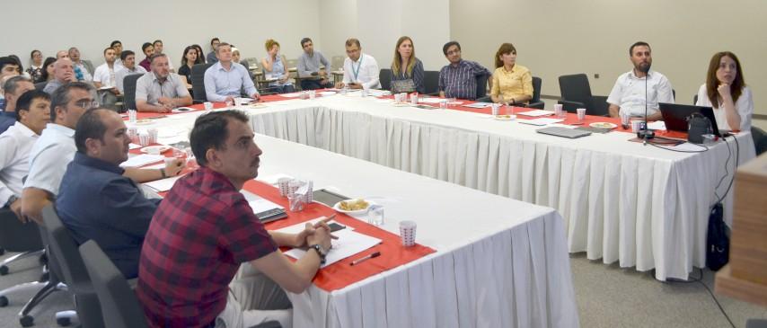 Hastane yönetimi ve eczacıların katılımı  ile dijital hastane çalıştayı yapıldı