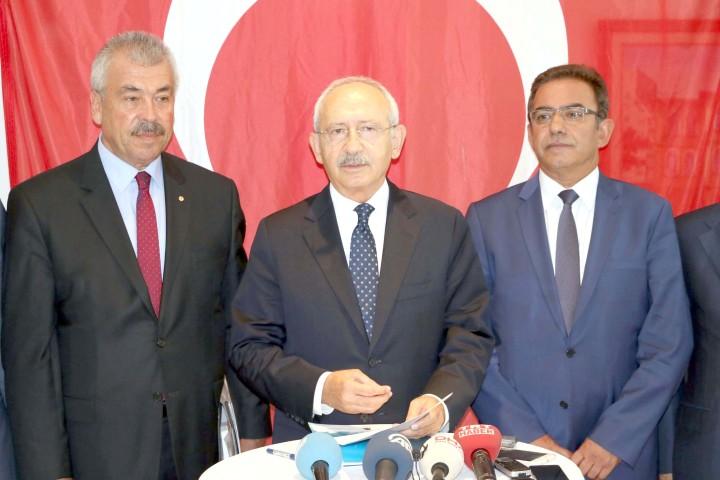 Kılıçdaroğlu: Türkiye'de  tarım yeterli desteği almıyor