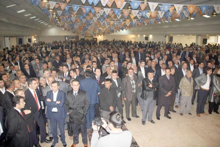 AK Parti'de Temayül heyecanı bugün başlıyor