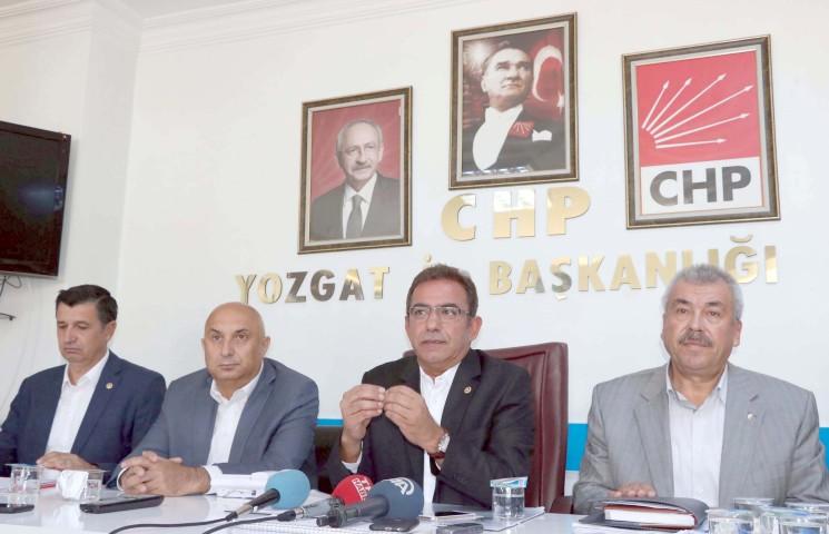 CHP'li Budak: Kutuplaştırma cepheleştirme politikası devam ediyor