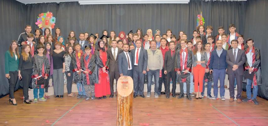 Mektebim Koleji TEOG'da 9 Türkiye birincisi çıkardı