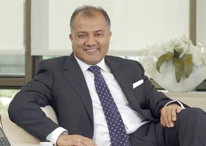 Hemşerimiz Yılmaz Arnavutluk  Alp Telekom CEO'su oldu