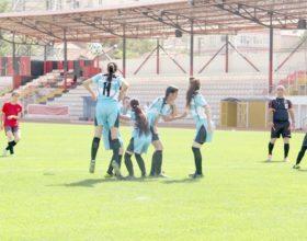 Genç Kızlar Türkiye Şampiyonası müsabakaları başladı