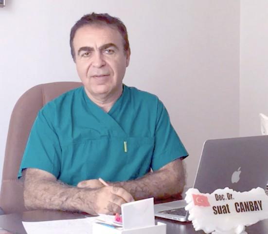 Dr. Canbay: Omurga tümölerini orta ve ileri yaş grubunda görmekteyiz