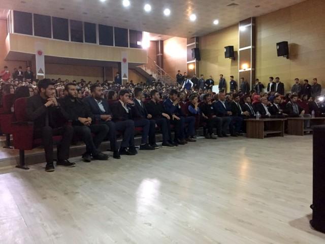 Yozgat Ülkü Ocaklarından  Sevdamız Kerkük Konferansı