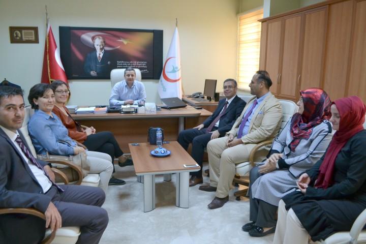 """Yozgat devlet hastanelerinde  """"Anne dostu hastane""""projesi"""