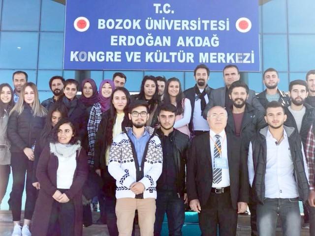 İş sağlığı ve güvenliği öğrencileri BÜ kampüsünü ziyaret etti