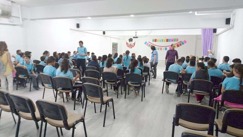 Öğrencilere sağlıklı beslenme uyarısı