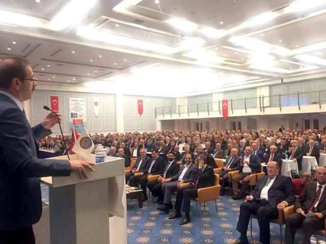 Akgül: 2019 yılı Türkiye  için kurtuluş yılı olacak