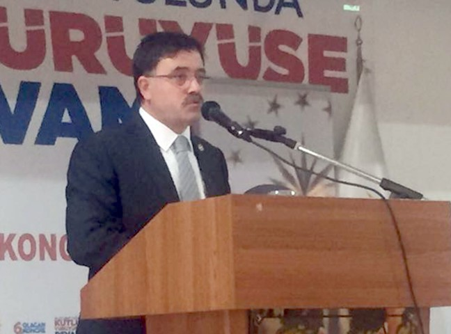 Milletvekili Başer: Yozgatımız  hizmete AK Parti ile kavuştu